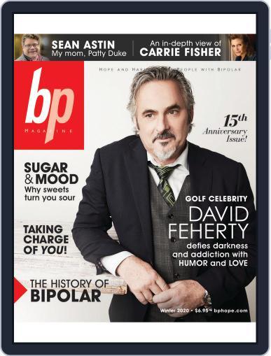 bp Magazine for Bipolar (Digital) January 1st, 2020 Issue Cover