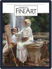 American Fine Art (Digital) Subscription September 1st, 2018 Issue