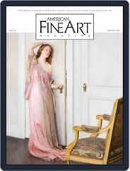 American Fine Art (Digital) Subscription November 1st, 2018 Issue