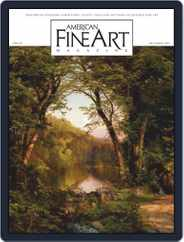 American Fine Art (Digital) Subscription July 1st, 2019 Issue