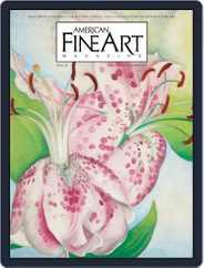 American Fine Art (Digital) Subscription November 1st, 2019 Issue