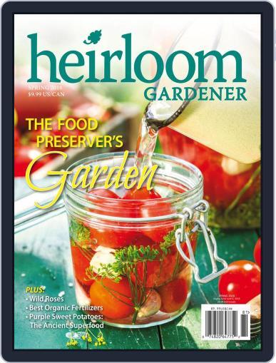 HEIRLOOM GARDENER (Digital) February 6th, 2018 Issue Cover
