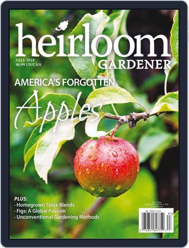 HEIRLOOM GARDENER (Digital) August 10th, 2018 Issue Cover