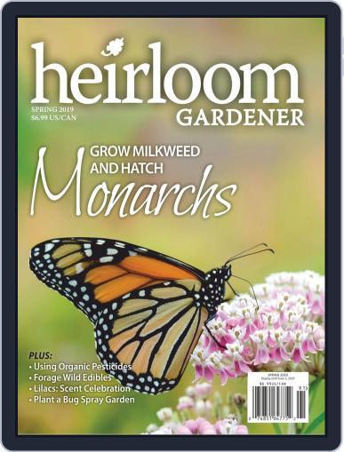 HEIRLOOM GARDENER (Digital) February 8th, 2019 Issue Cover