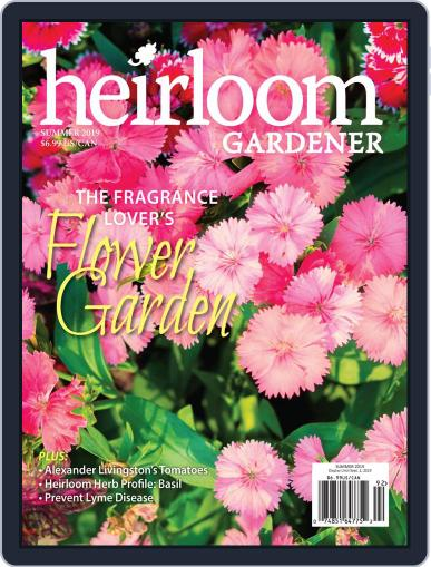 HEIRLOOM GARDENER (Digital) May 10th, 2019 Issue Cover