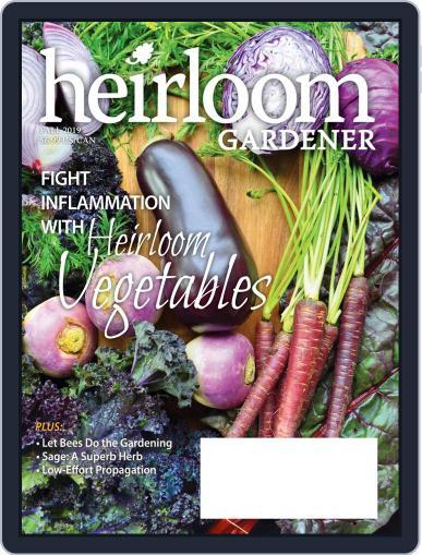 HEIRLOOM GARDENER (Digital) August 9th, 2019 Issue Cover