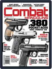 Combat Handguns (Digital) Subscription November 1st, 2018 Issue