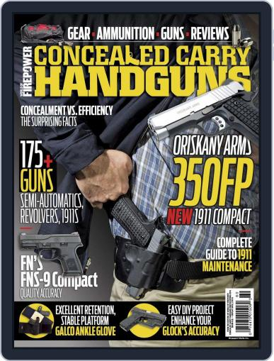 Conceal & Carry (Digital) December 1st, 2015 Issue Cover
