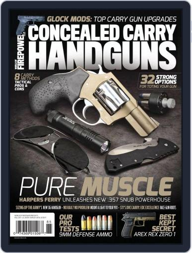 Conceal & Carry (Digital) July 1st, 2017 Issue Cover