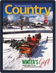 Country (Digital) Subscription December 1st, 2018 Issue