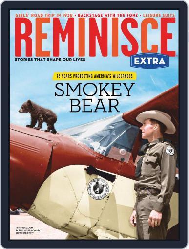 Reminisce Extra (Digital) September 1st, 2019 Issue Cover