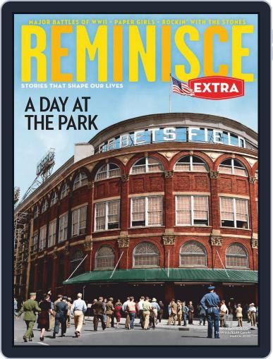 Reminisce Extra (Digital) March 1st, 2020 Issue Cover