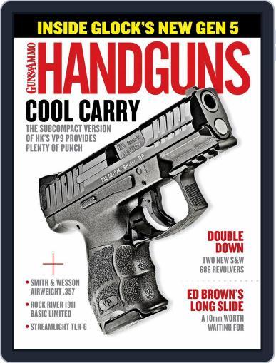 Handguns (Digital) June 1st, 2018 Issue Cover