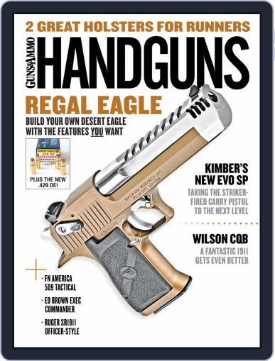 Handguns (Digital) April 1st, 2019 Issue Cover