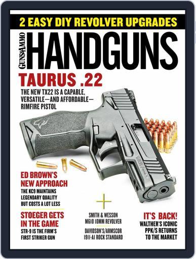 Handguns (Digital) October 1st, 2019 Issue Cover