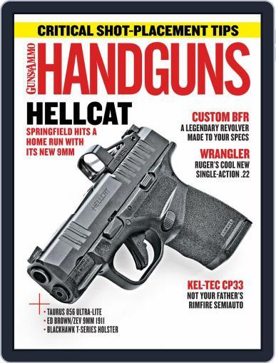 Handguns (Digital) December 1st, 2019 Issue Cover