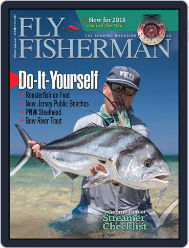 Fly Fisherman (Digital) October 1st, 2017 Issue Cover