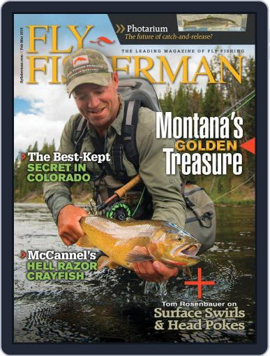 Fly Fisherman (Digital) February 1st, 2018 Issue Cover