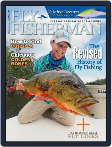 Fly Fisherman (Digital) April 1st, 2018 Issue Cover