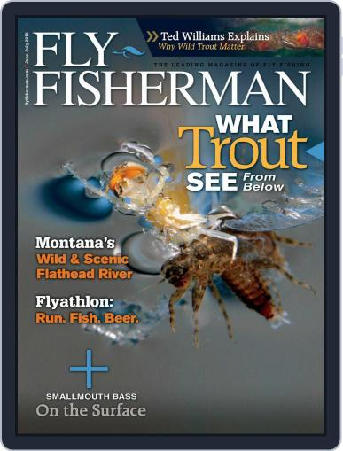 Fly Fisherman (Digital) June 1st, 2018 Issue Cover