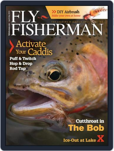 Fly Fisherman (Digital) April 1st, 2019 Issue Cover