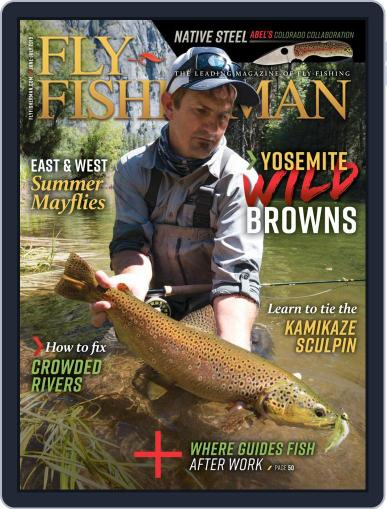 Fly Fisherman (Digital) June 1st, 2019 Issue Cover