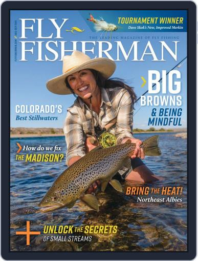 Fly Fisherman (Digital) August 1st, 2019 Issue Cover