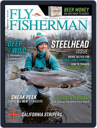 Fly Fisherman (Digital) October 1st, 2019 Issue Cover