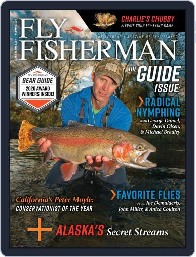 Fly Fisherman (Digital) February 1st, 2020 Issue Cover