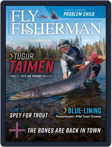 Fly Fisherman (Digital) April 1st, 2020 Issue Cover