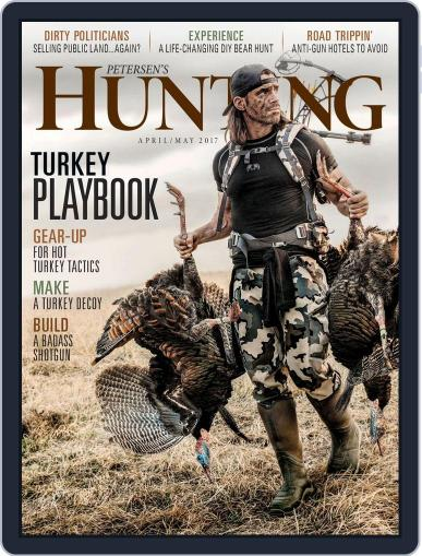 Petersen's Hunting (Digital) April 1st, 2017 Issue Cover