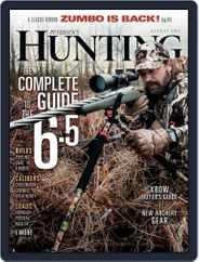 Petersen's Hunting (Digital) Subscription August 1st, 2017 Issue