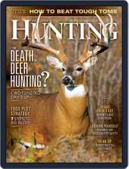 Petersen's Hunting (Digital) Subscription April 1st, 2018 Issue