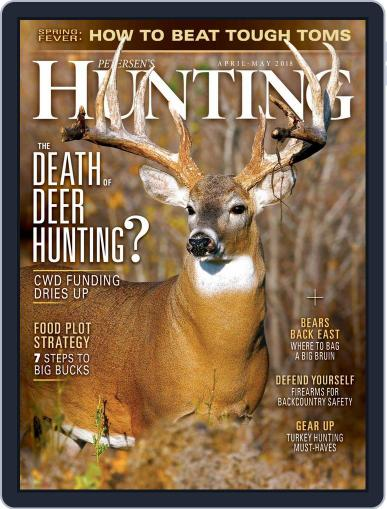 Petersen's Hunting (Digital) April 1st, 2018 Issue Cover