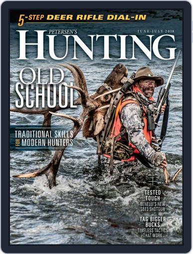 Petersen's Hunting (Digital) June 1st, 2018 Issue Cover