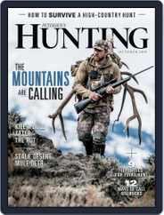 Petersen's Hunting (Digital) Subscription October 1st, 2019 Issue