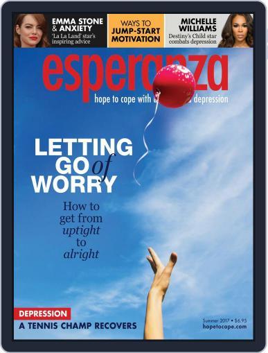 esperanza August 1st, 2017 Digital Back Issue Cover
