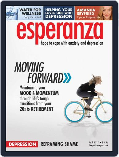 esperanza November 6th, 2017 Digital Back Issue Cover