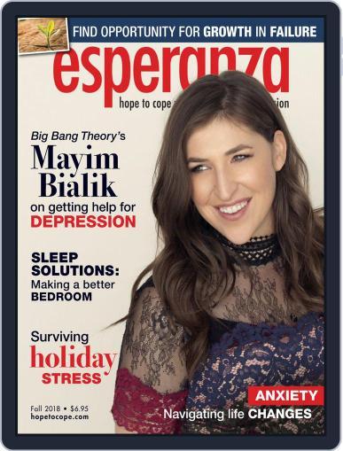 esperanza October 1st, 2018 Digital Back Issue Cover