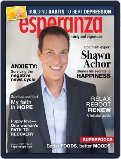 esperanza August 1st, 2019 Digital Back Issue Cover