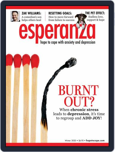esperanza February 1st, 2020 Digital Back Issue Cover
