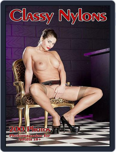 Classy Nylons Adult Photo (Digital) December 26th, 2017 Issue Cover