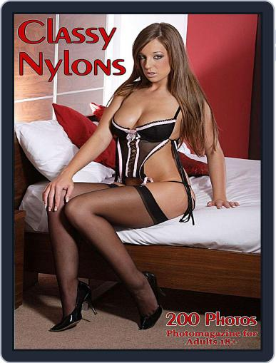 Classy Nylons Adult Photo (Digital) February 17th, 2018 Issue Cover