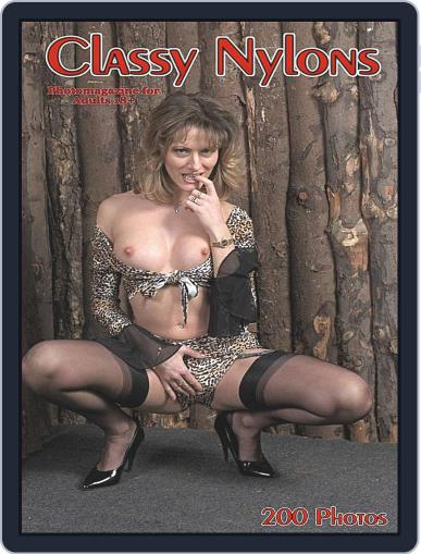 Classy Nylons Adult Photo (Digital) December 17th, 2018 Issue Cover