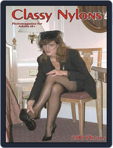 Classy Nylons Adult Photo (Digital) June 22nd, 2019 Issue Cover