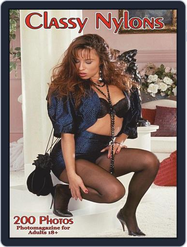 Classy Nylons Adult Photo (Digital) October 22nd, 2019 Issue Cover