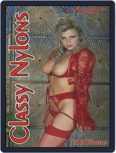 Classy Nylons Adult Photo (Digital) January 12th, 2020 Issue Cover