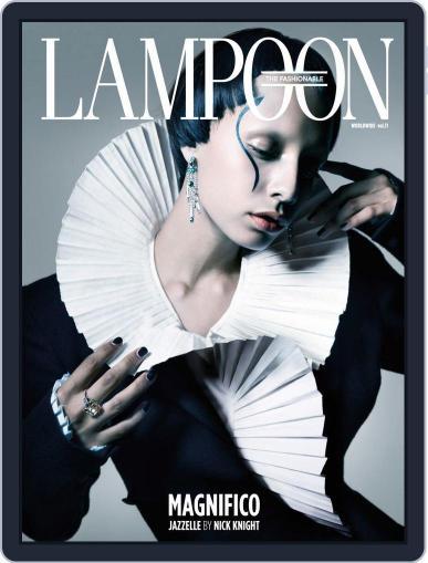 Lampoon Magazine International (Digital) November 1st, 2017 Issue Cover