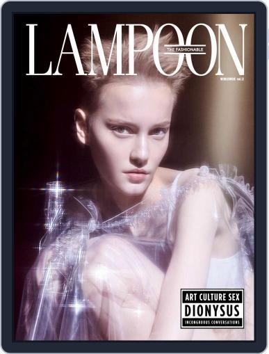Lampoon Magazine International (Digital) February 1st, 2018 Issue Cover