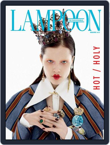 Lampoon Magazine International (Digital) April 1st, 2018 Issue Cover